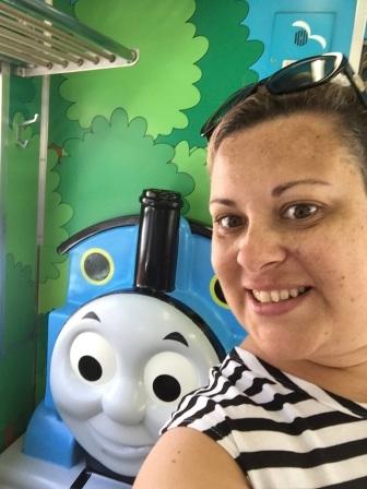 Thomas the Tank Train